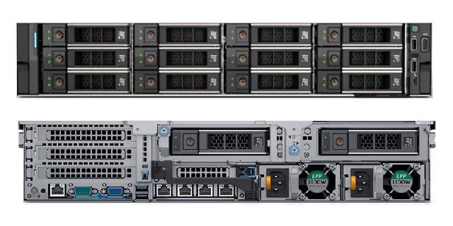 Dell EMC R740XD Performance GPU Server