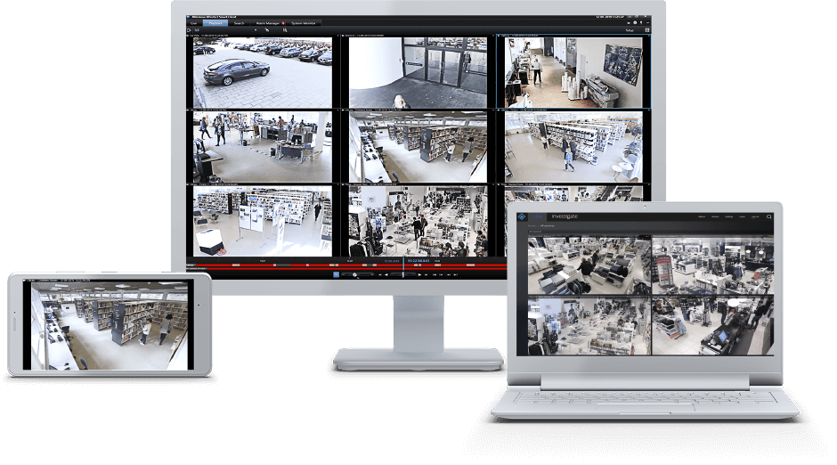 Global Leading Provider Of Video Management Milestone Systems