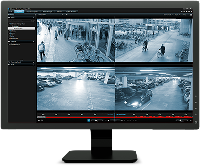 Access Your Surveillance From Anywhere Milestone Systems